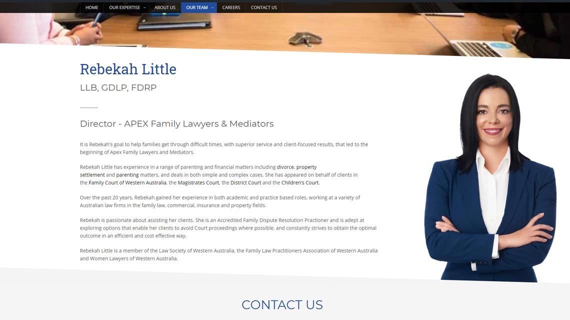 APEX FAMILY LAWYERS