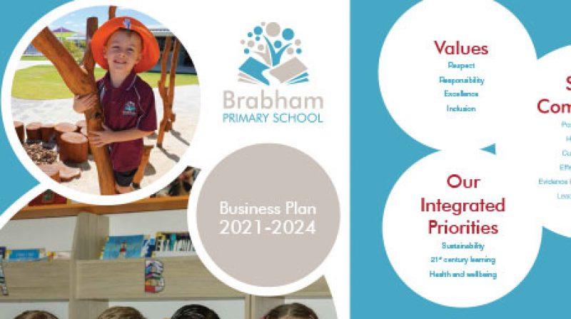Brabham School Business Plan